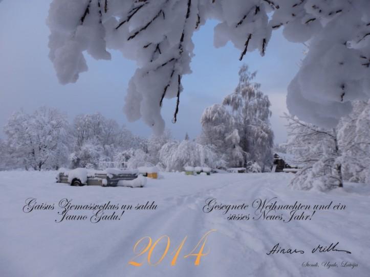 Apsveikums 2014